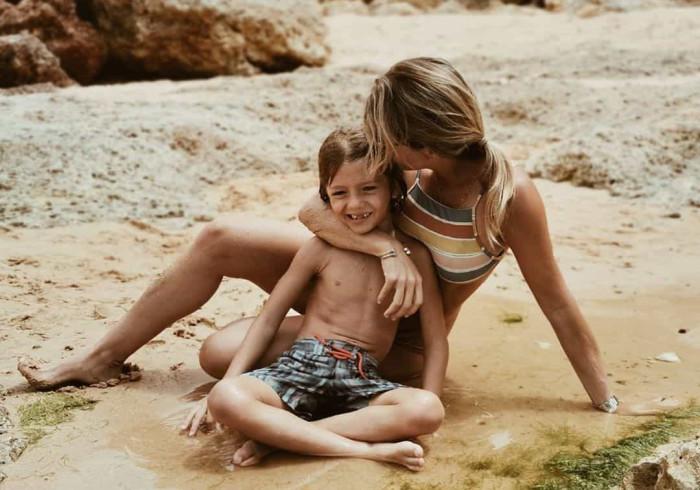 Filho de Pimpinha Jardim revela paixão pelo mar