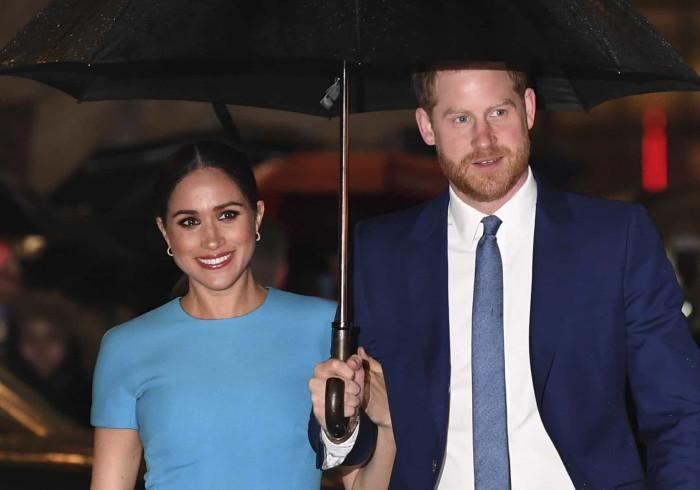 Meghan Markle e Harry encerram instituição de caridade Sussex Royal
