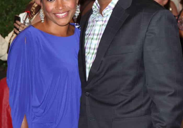 DJ Jazzy Jeff e Lynette celebram dez anos de casamento