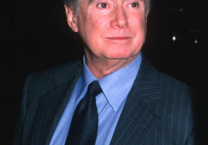Realizado o funeral do icónico apresentador Regis Philbin
