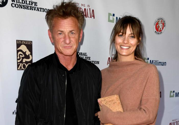 Sean Penn terá casado em segredo com a atriz 31 anos mais nova