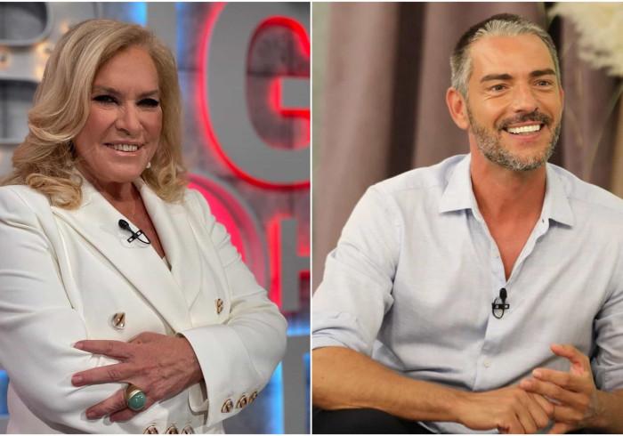 Revelada a nova dupla da TVI: Cláudio Ramos e Teresa Guilherme