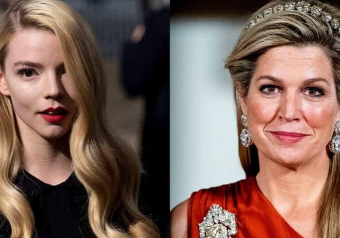 O que liga a atriz de 'The Queen's Gambit' e a rainha Máxima da Holanda?