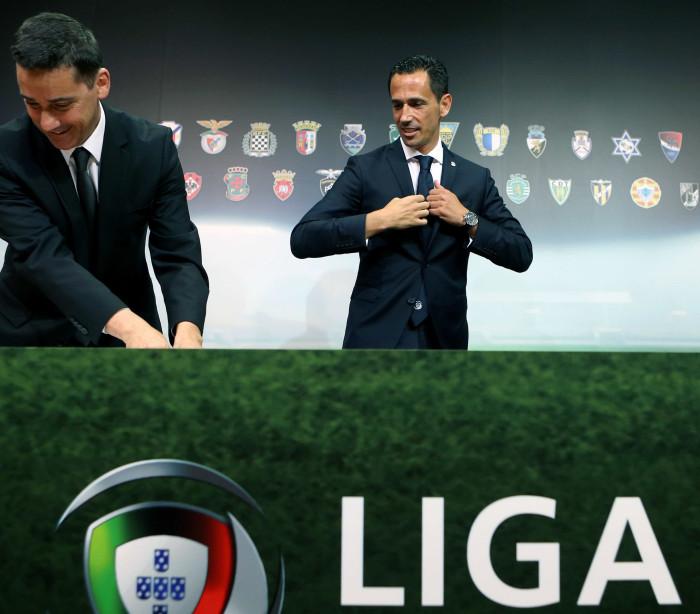 Pedro Proença assina contrato com chinesa Ledman para patrocínio da II Liga