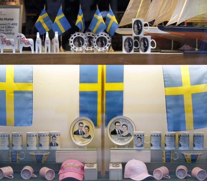 3º - Suécia