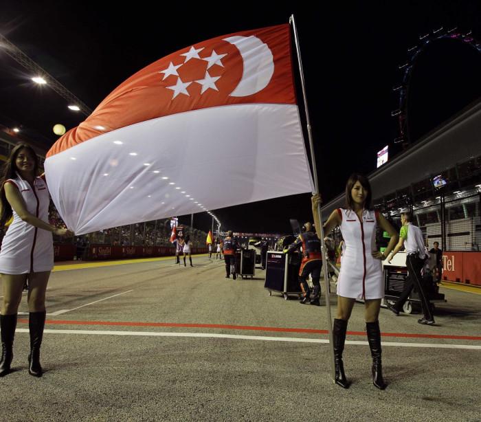 6º - Singapura