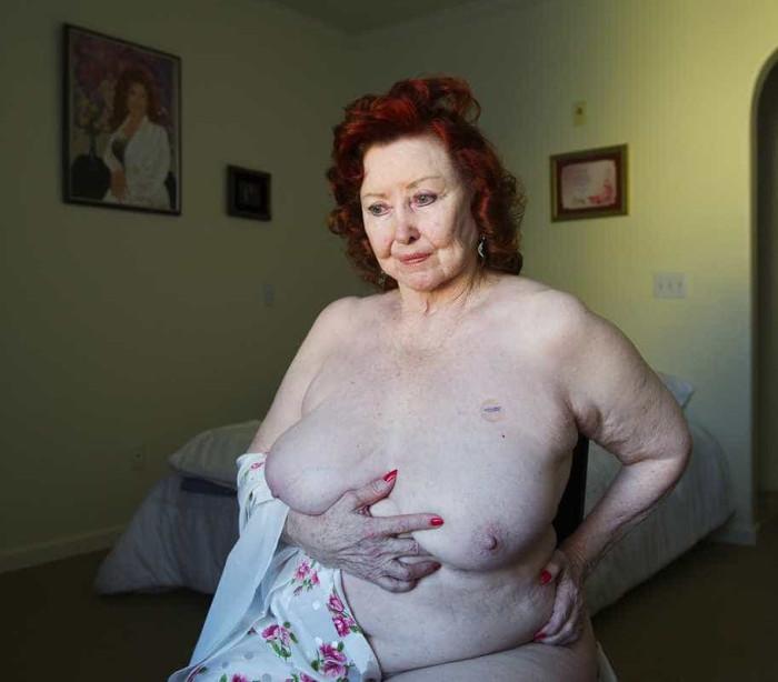 откровенные фото женщин пожилых