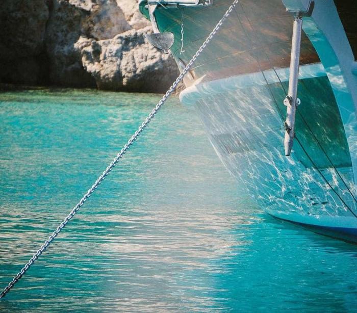 Queria fazer um mortal num barco. O resultado foi hilariante