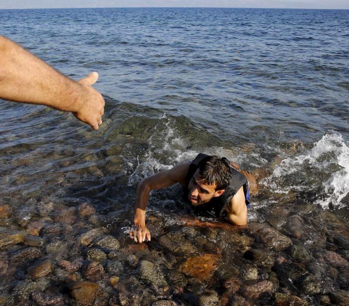 Momentos e gestos que dão sentido à palavra 'humanidade'