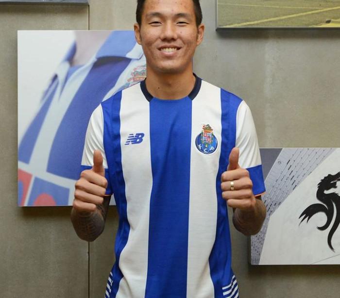FC Porto oficializa contratação de sul-coreano Suk até 2020