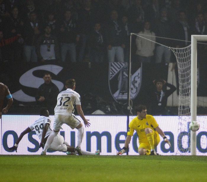 André André e Maicon regressam na deslocação a Guimarães