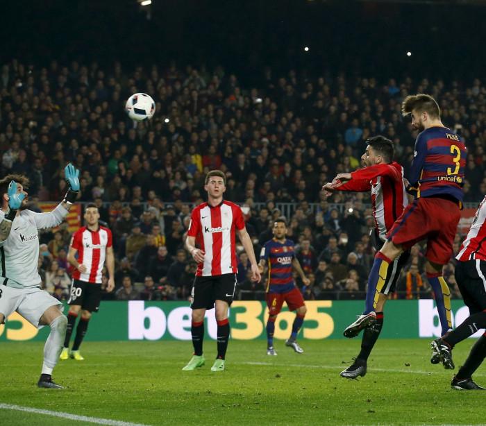 Barcelona e Celta nas 'meias' da Taça do Rei