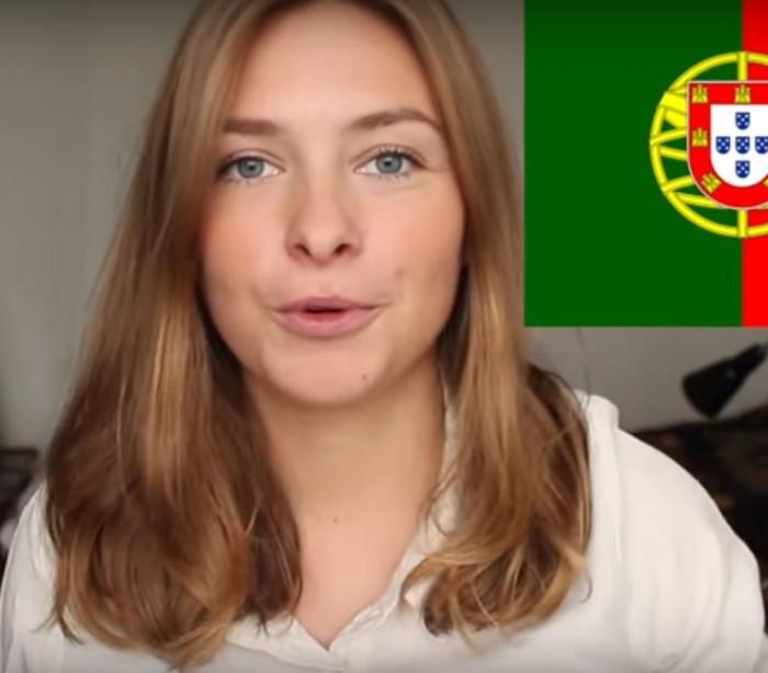 Turista grava vídeo onde se 'derrete' por Portugal