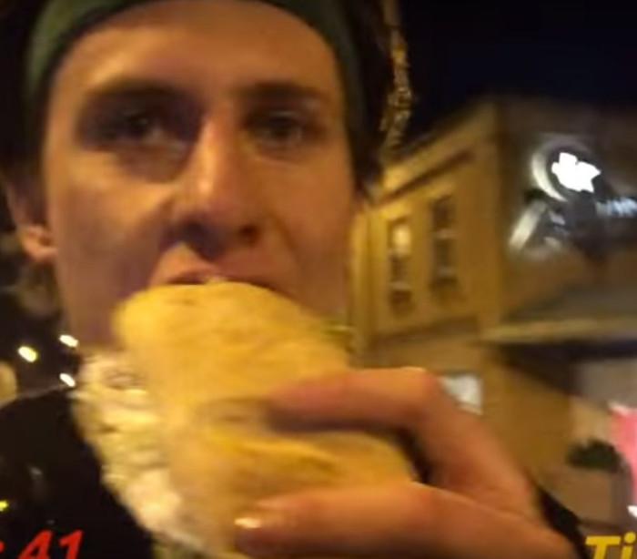 Visitou e comeu nos 46 McDonald's de Londres. Tudo num dia