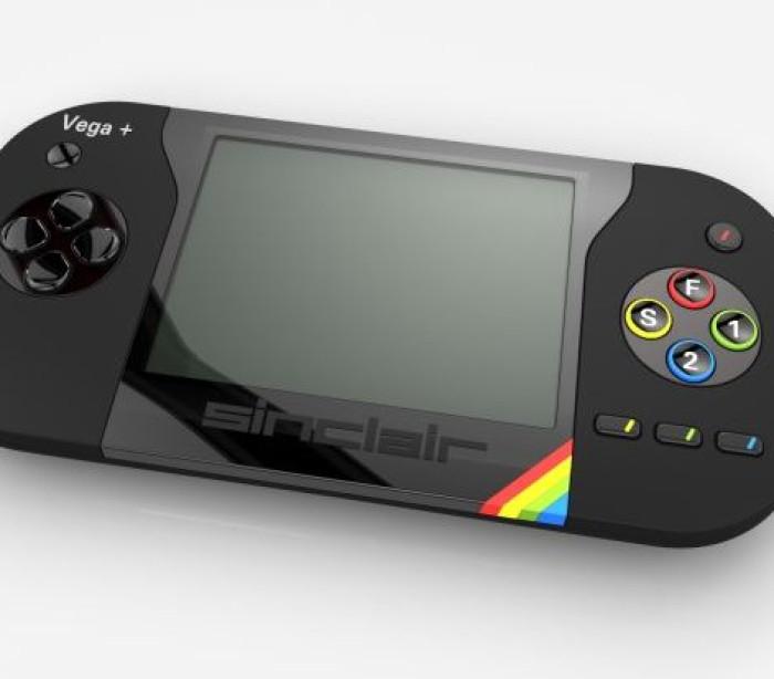Projecto Sinclair ZX Spectrum Vega+ procura apoio no Indiegogo (Vídeo)