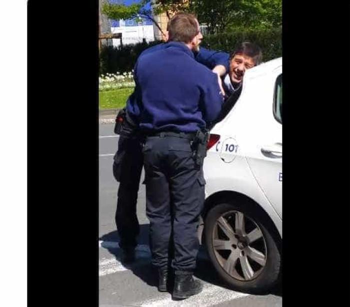 Português detido em Bruxelas por alegadamente fotografar instituições