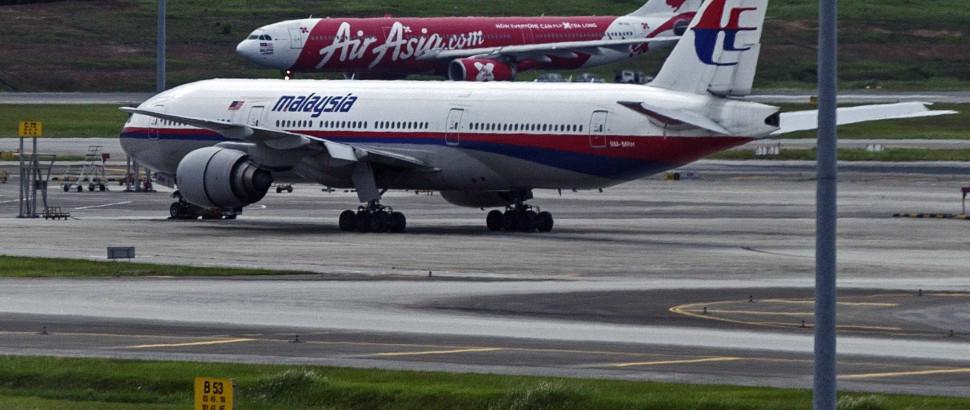 Avião da Malaysia Airlines está desaparecido