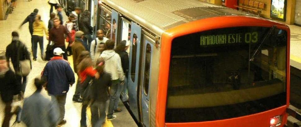 Metro garante total segurança na circulação dos comboios