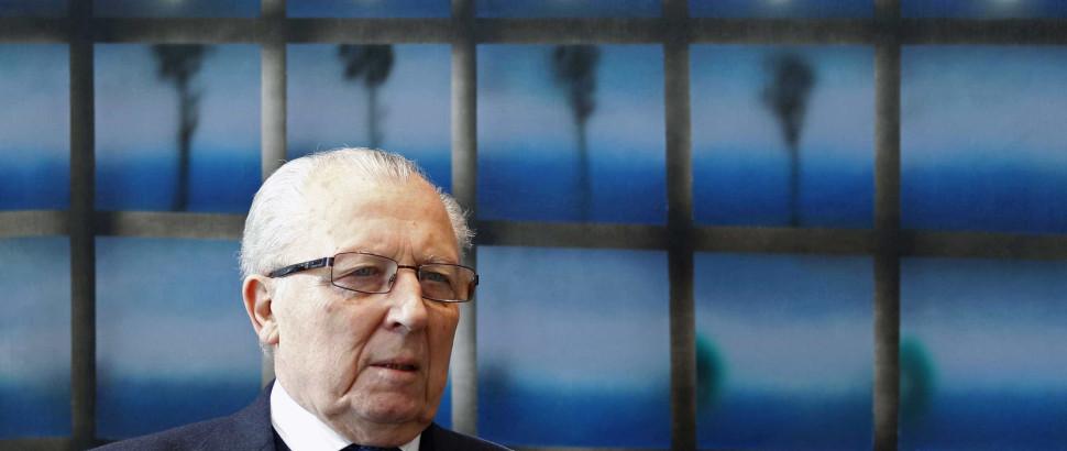 Delors quer instituição europeia composta por deputados nacionais