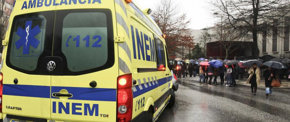 Criança de quatro anos morre após cair de sétimo andar em Corroios