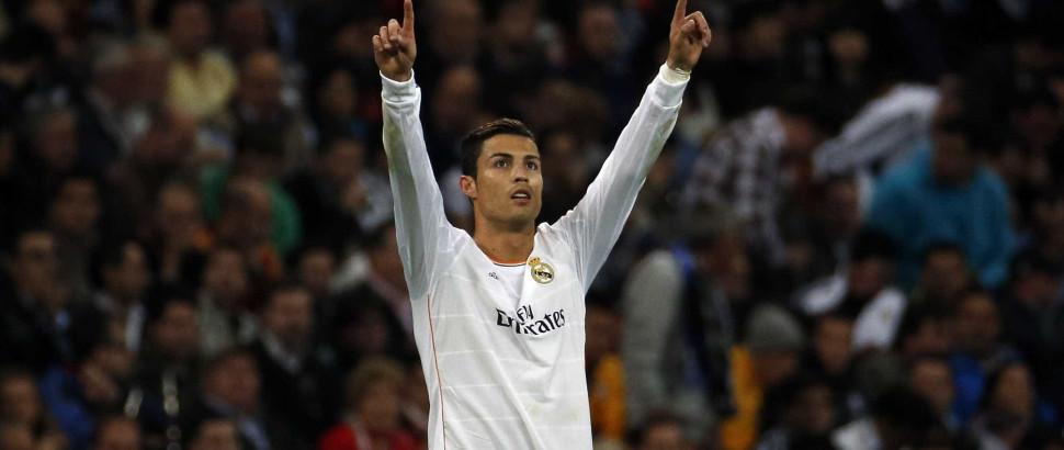 Ronaldo conquista 'top3' dos melhores marcadores da 'Champions'