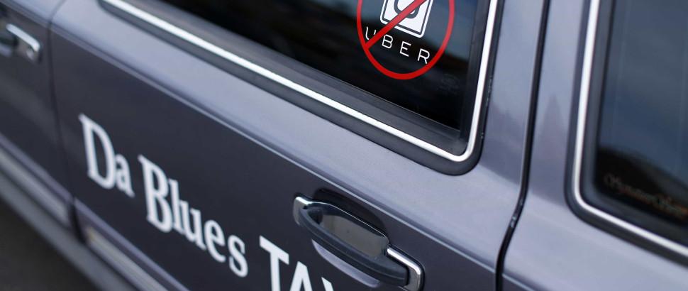 Itália proíbe alguns serviços da Uber