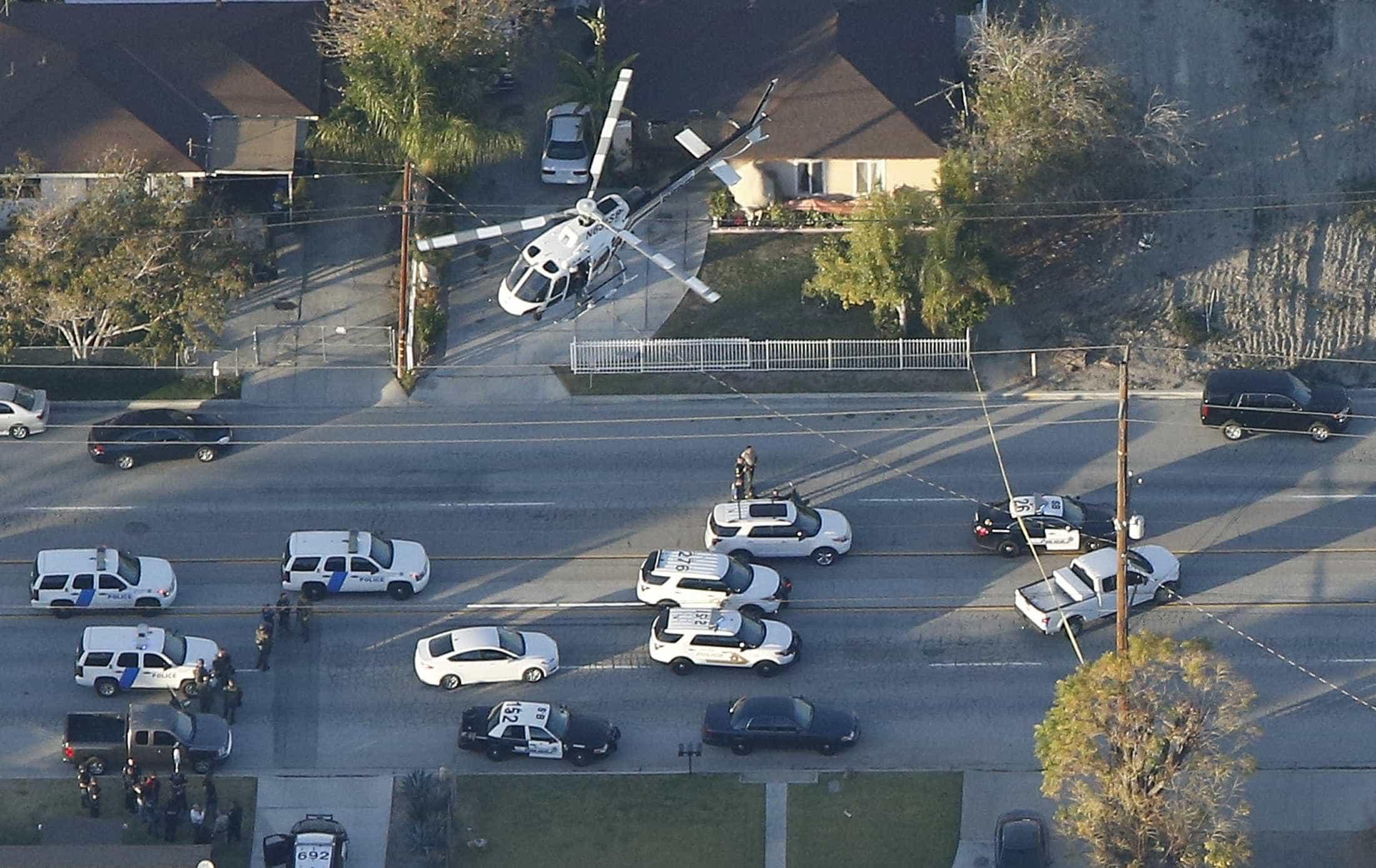 EUA: Dois suspeitos identificados, ambos mortos. Um era mulher