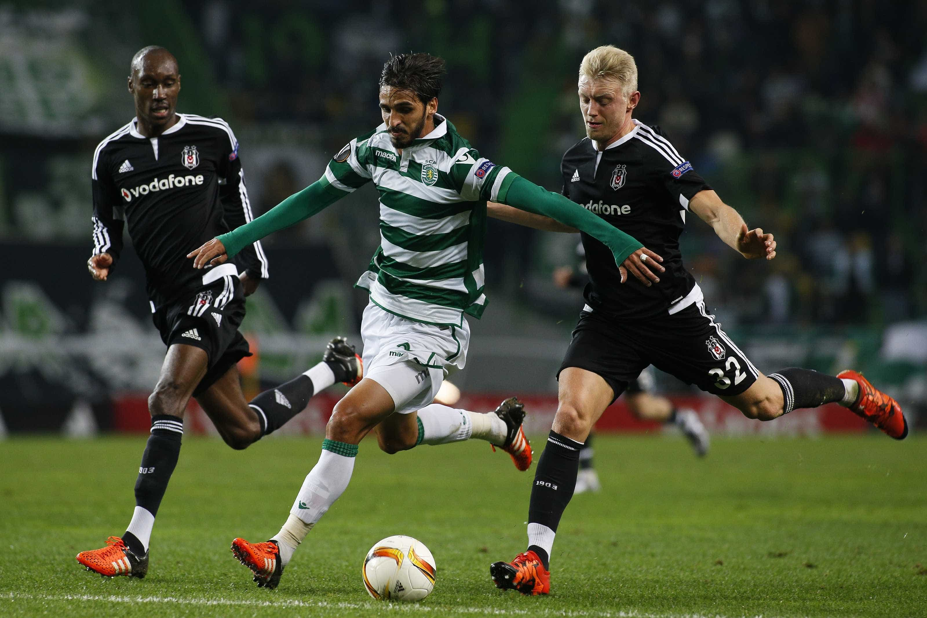 Sporting - Besiktas