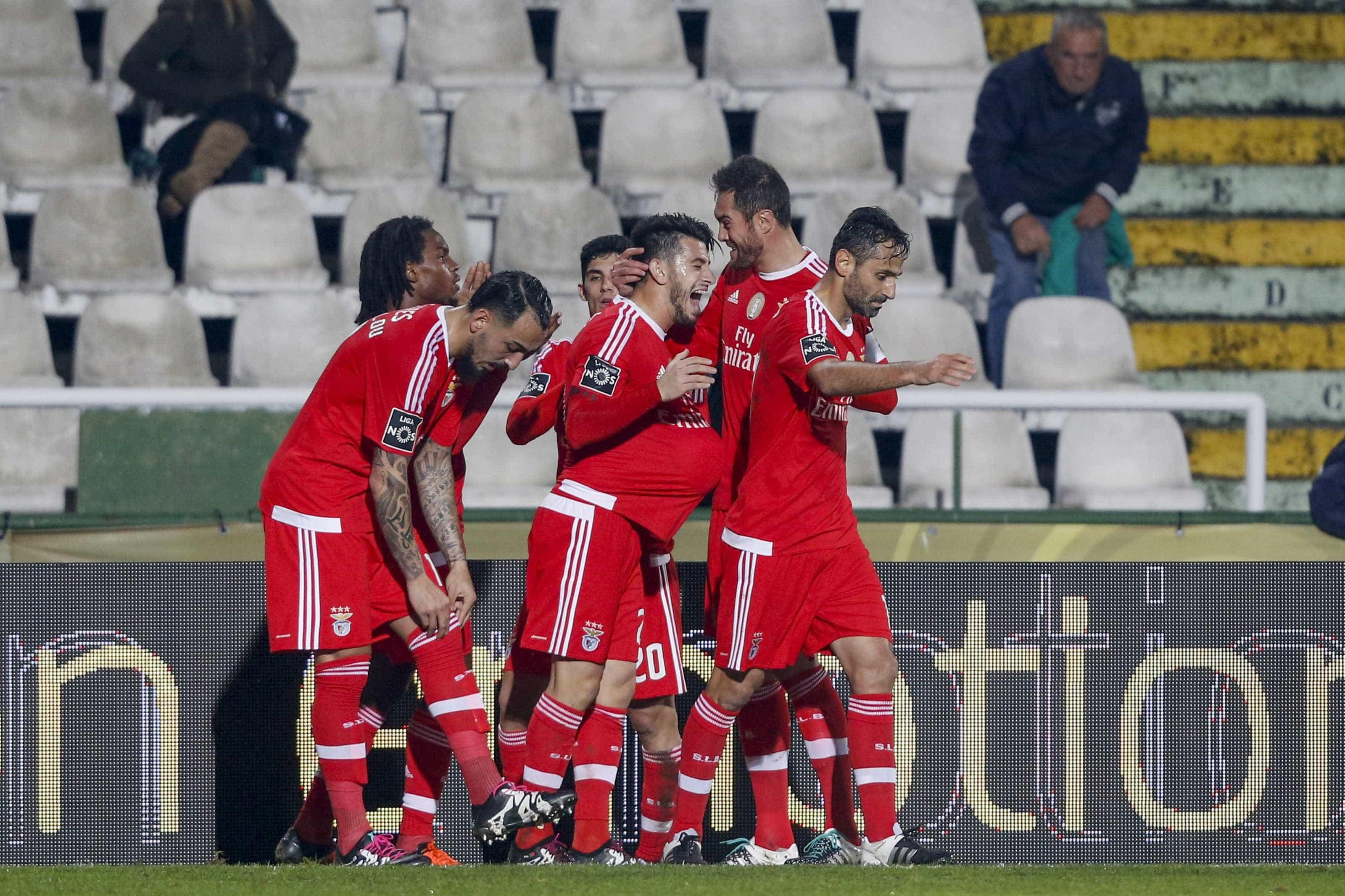 Benfica - Vitória de Setúbal