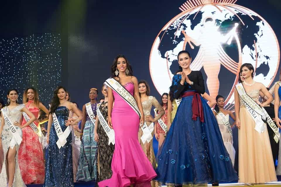 'Miss Bikini World 2015' é portuguesa