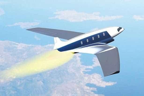 Novo avião demora apenas 11 minutos de Nova Iorque a Londres