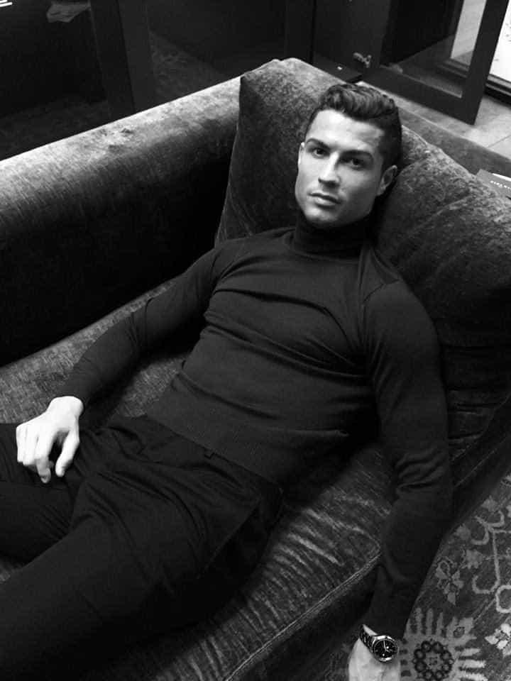 Cristiano Ronaldo está de parabéns