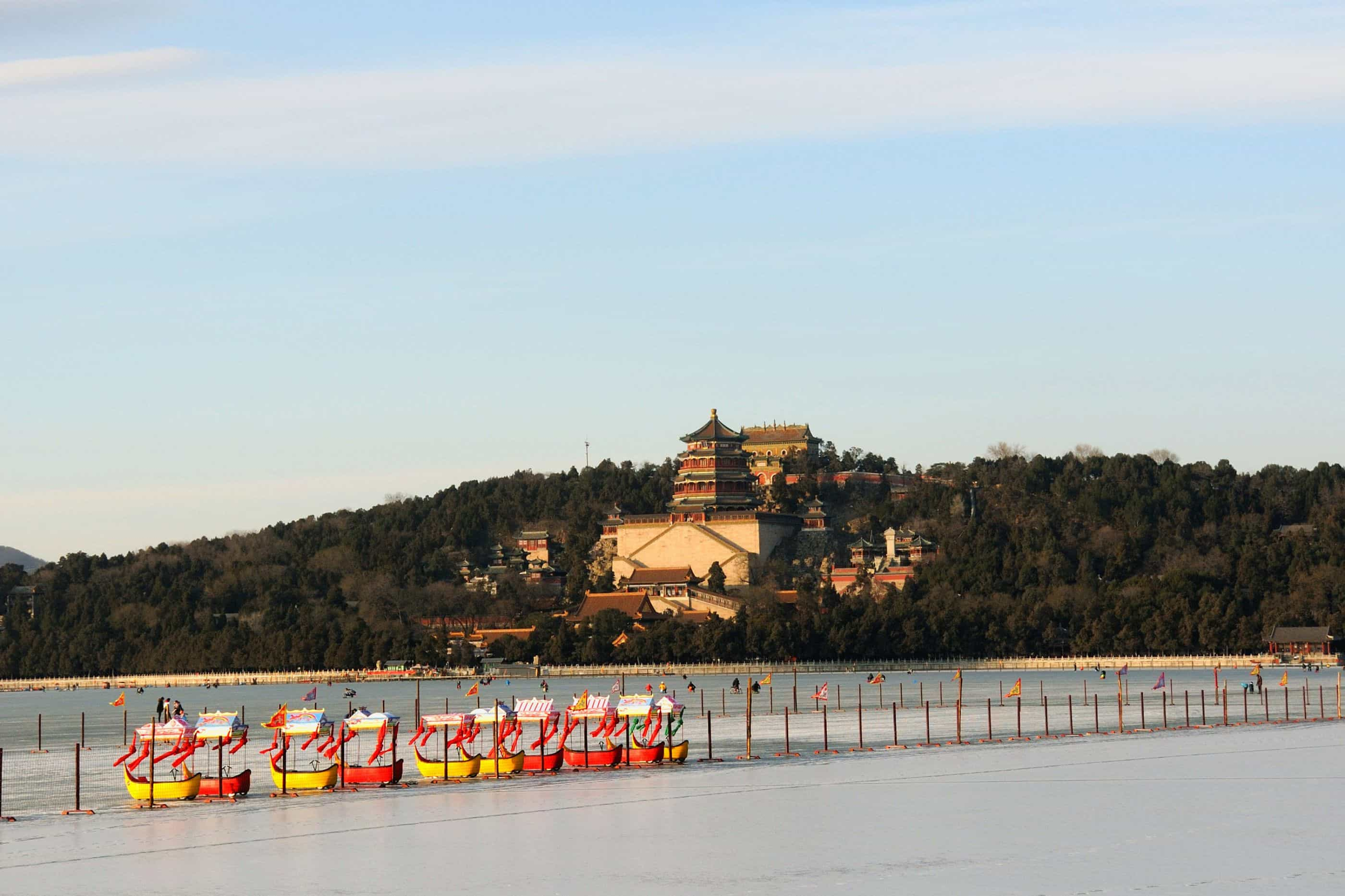 Os oito palácios mais bonitos do mundo