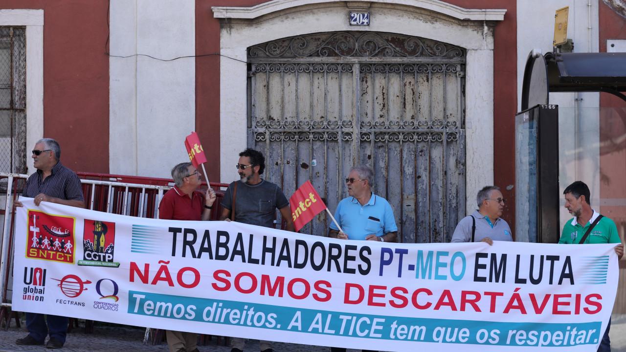 Trabalhadores pedem reunião urgente a novo presidente da Altice