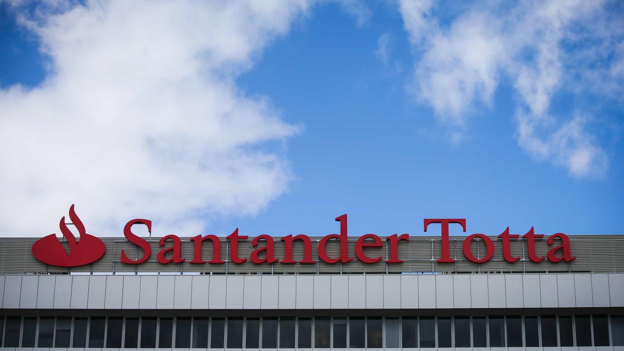 Acionistas do Santander Totta elegem hoje novo presidente executivo