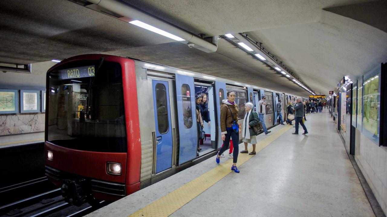 Depois de Portugal, Metro de Lisboa também sai do 'lixo' financeiro