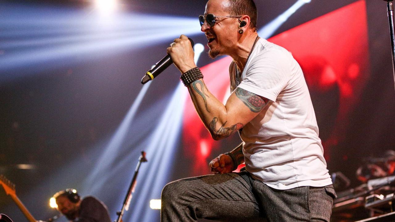 Vocalista dos Linkin Park encontrado morto esta quinta-feira