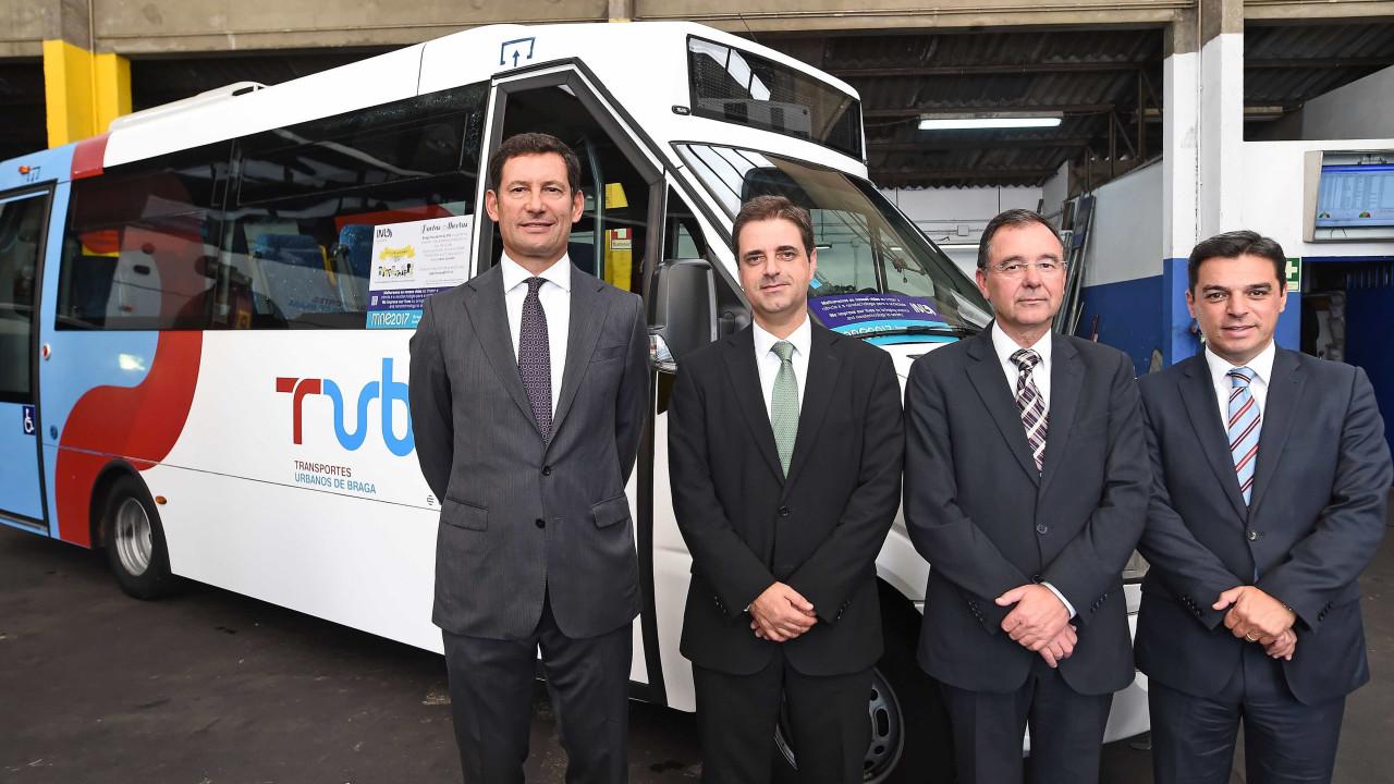 IBM e Braga juntam-se para inovar nos transportes públicos