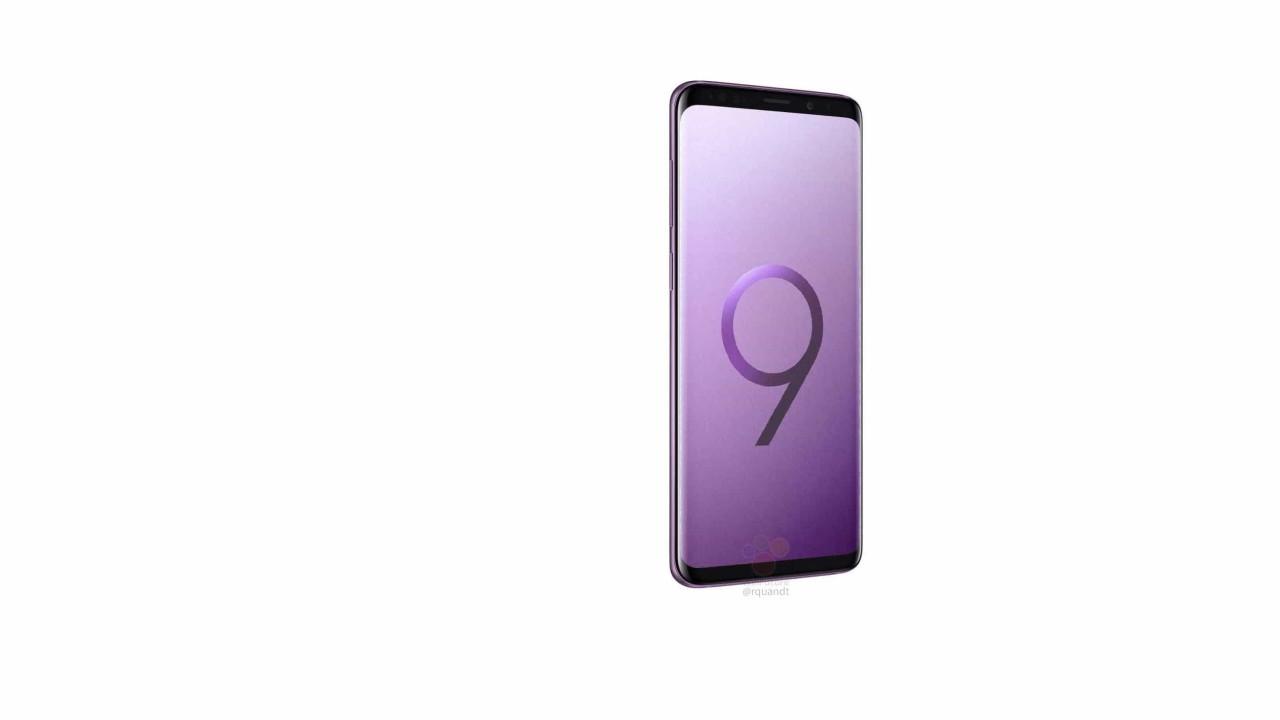 Há novas imagens do Galaxy S9 para admirar