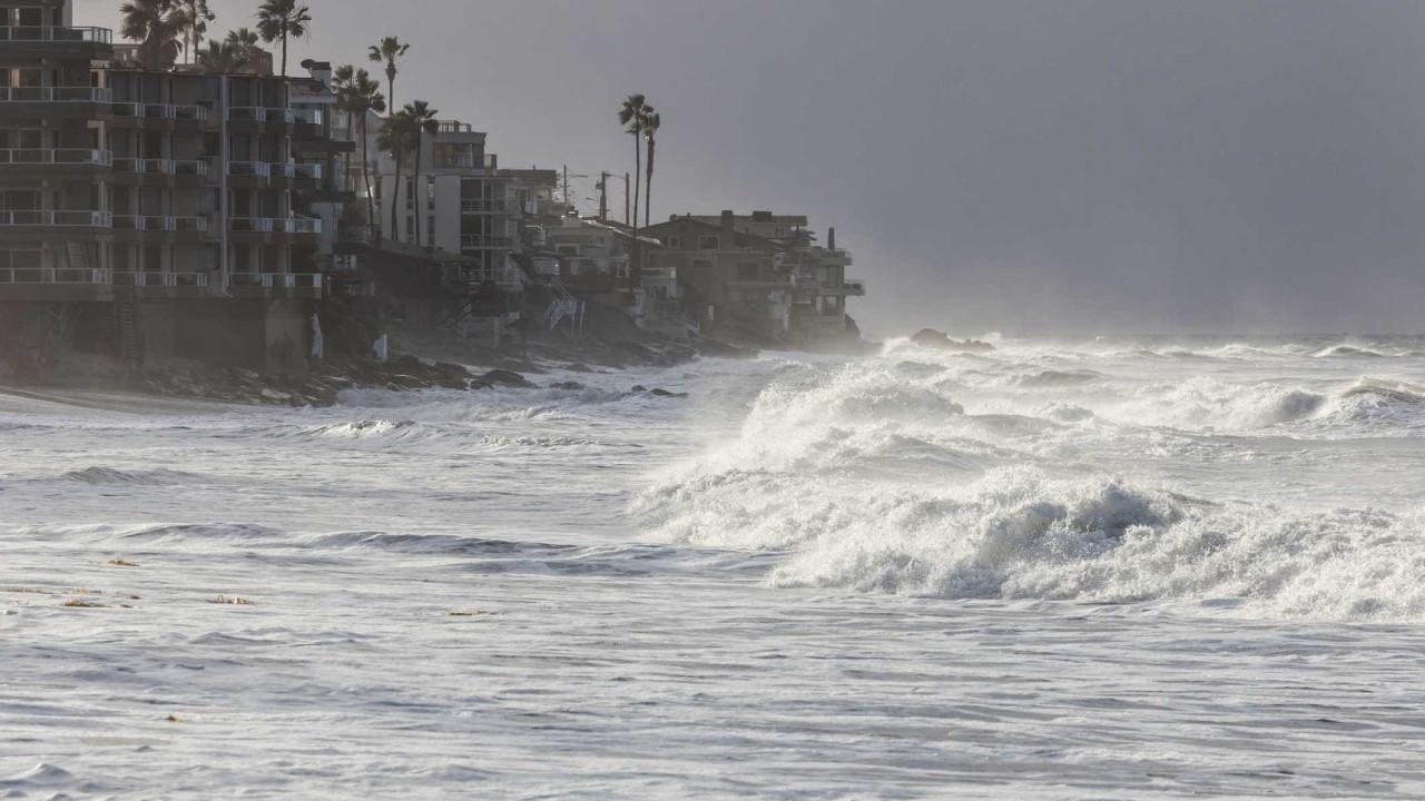 Não há solução: Em 2300, nível da água do mar terá subido 90 centímetros