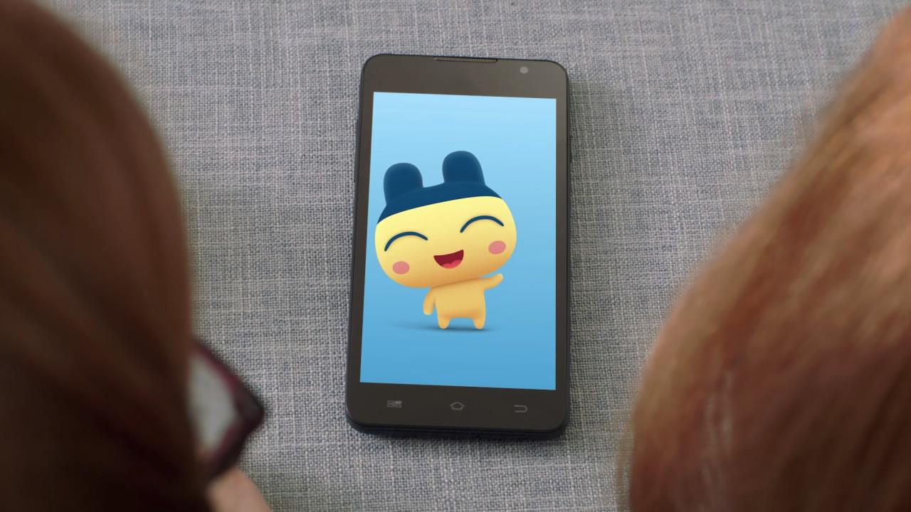 O Tamagotchi está de regresso aos smartphones