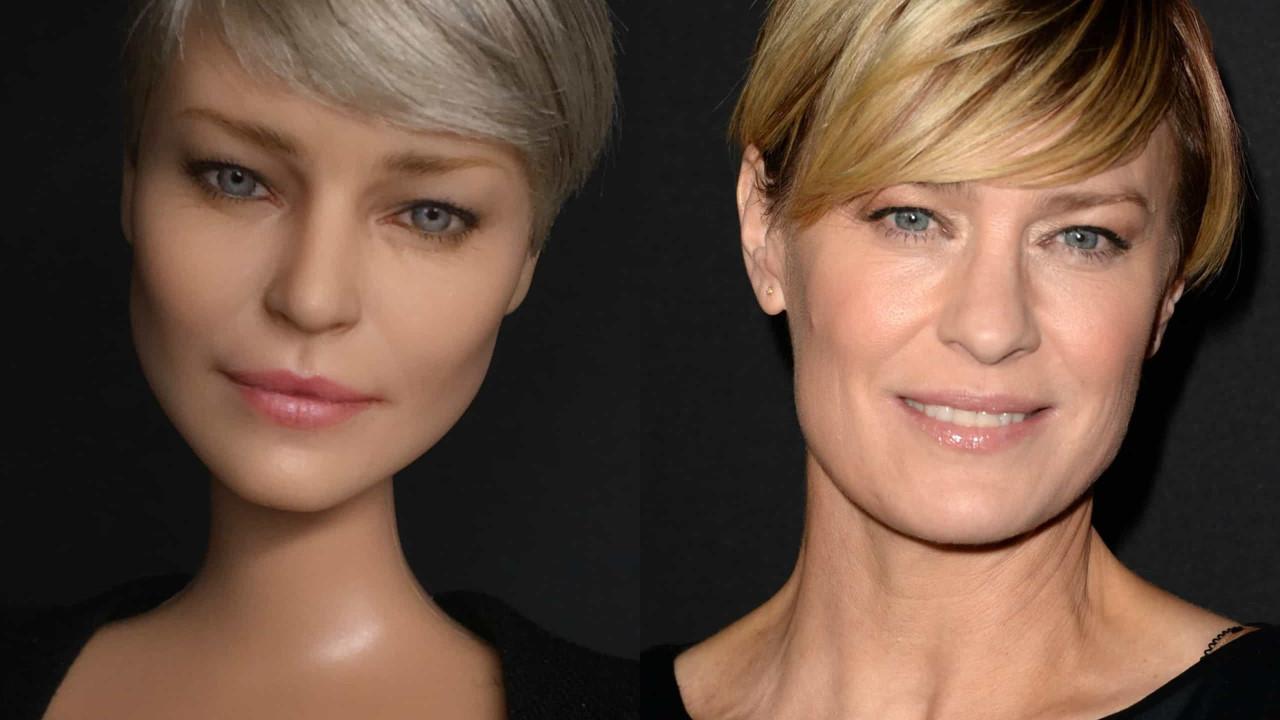 Conheça a artista que transforma bonecas em celebridades