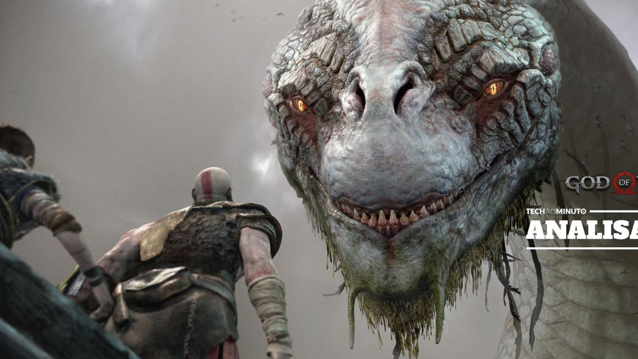 God of War: O regresso retumbante de Kratos