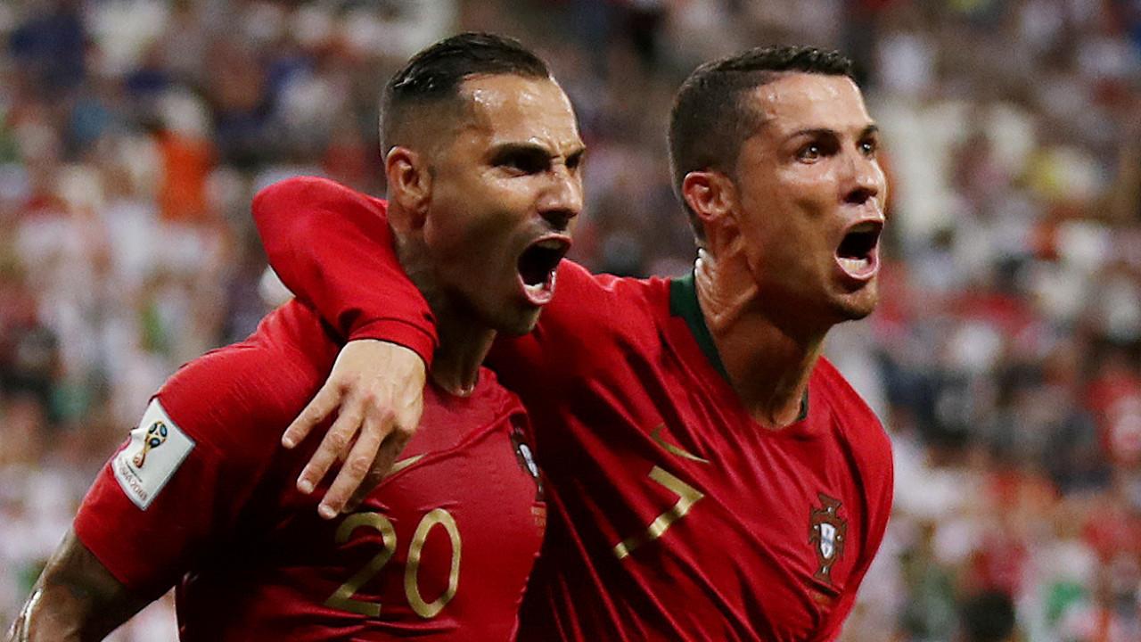 FIFA revelou os melhores golos do Mundial: CR7 e Quaresma vão a votos