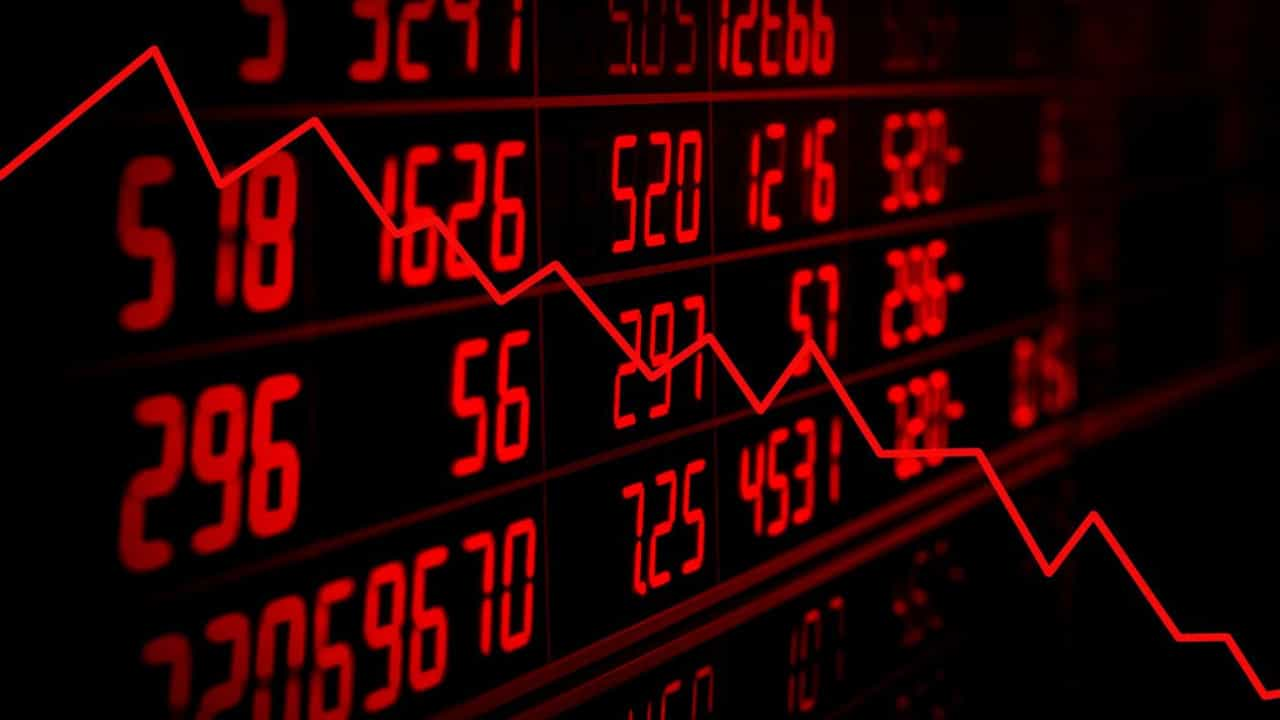 Bolsas europeias em baixa preocupadas com desaceleração global