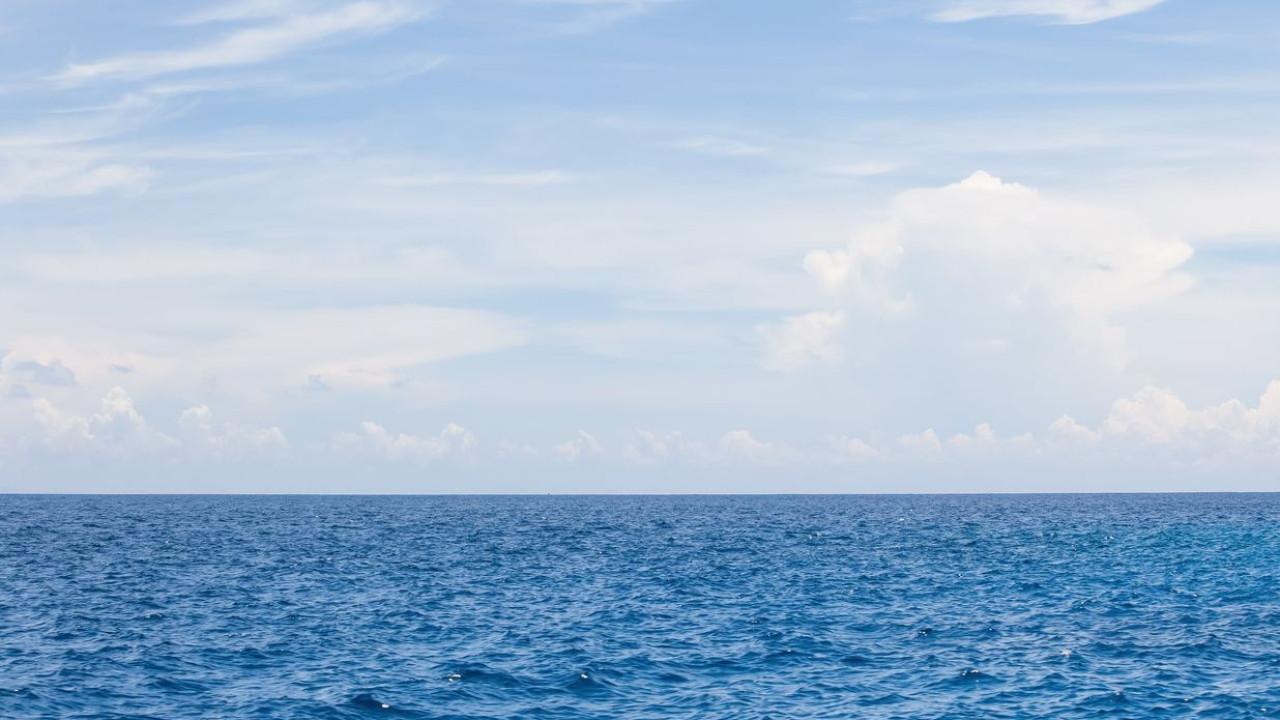 Náufrago sobreviveu 48 dias sobre uma plataforma de pesca no Pacífico