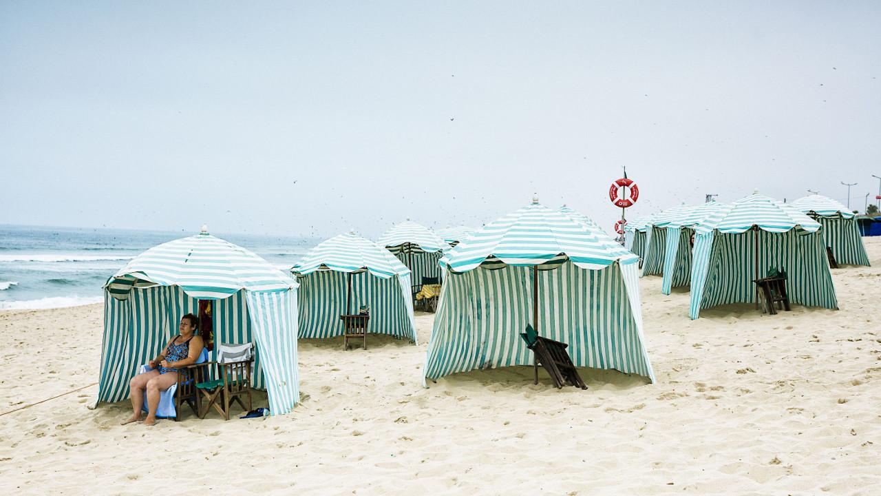 """Resultado de imagem para Mira garante """"intervenção urgente"""" na zona da praia afetada pelo mau tempo"""