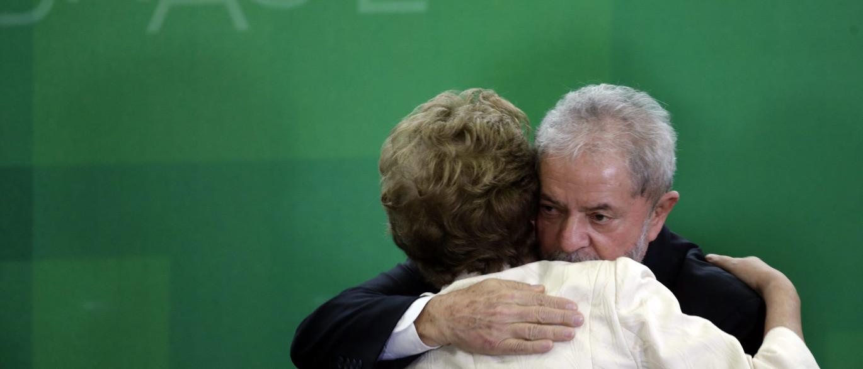 Justiça anula decisão de juíz que suspendia nomeação de Lula 20481579