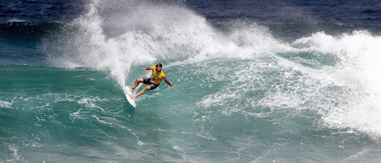Circuito Mundial De Surf : Notícias ao minuto frederico morais assegura presença no