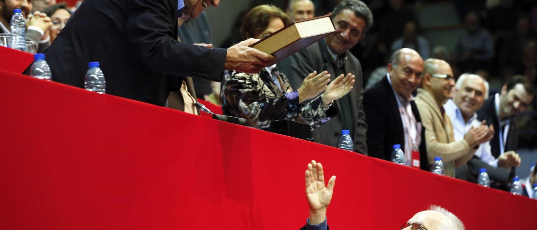 Novo Comité Central do PCP eleito com 98,67% dos votos
